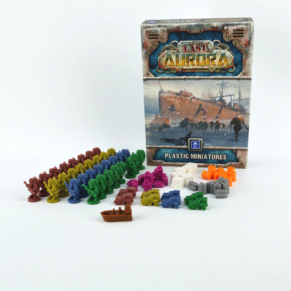 Last Aurora - Plastic Miniatures Upgrade Kit
