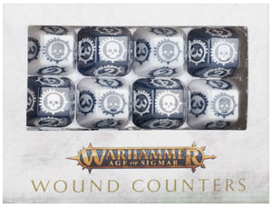 Warhammer Age of Sigmar - Wound Counters