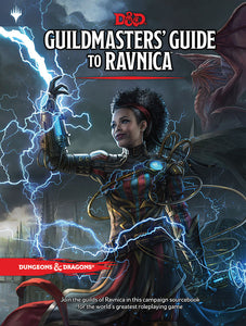 Dungeons & Dragons RPG: Guildmasters` Guide to Ravnica