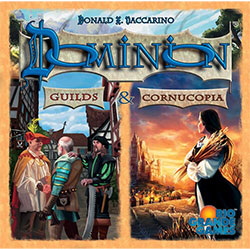 Dominion:Guilds & Cornucopia Expansion