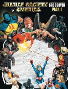 DC Comics DBG: Crossover Pack 1 Justice Society of America