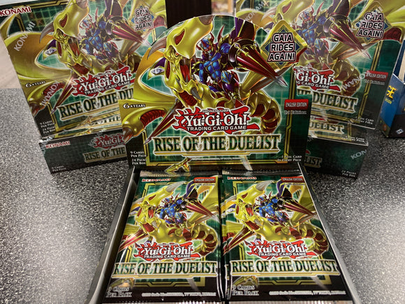 YuGiOh! Booster Box Event - September 19th, 2020