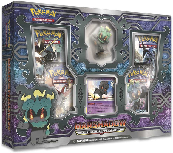 Copy of Pokemon TCG: Marshadow Figure Collection