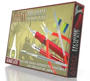 The Army Painter Hobby Tool Set