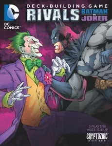 DC Comics DBG: Rivals - Batman vs. Joker