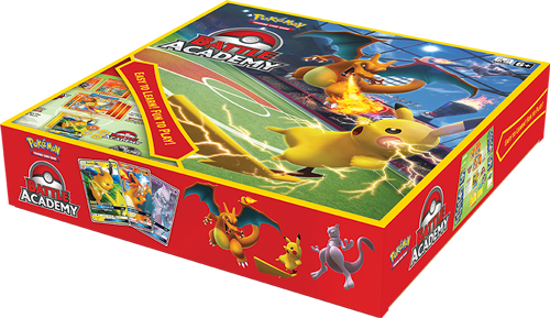 Pokemon TCG: Battle Academy Box