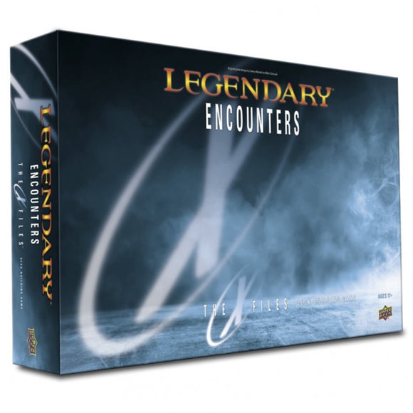 Legendary Encounters DBG: The X Files Core Set