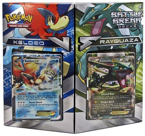 Pokemon TCG: Rayquaza/Keldeo Battle Arena Deck