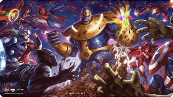 Marvel Playmat: Thanos