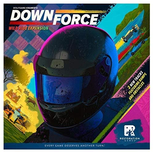 Downforce - Wild Rider Expansion