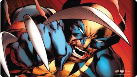 Marvel Playmat: Wolverine
