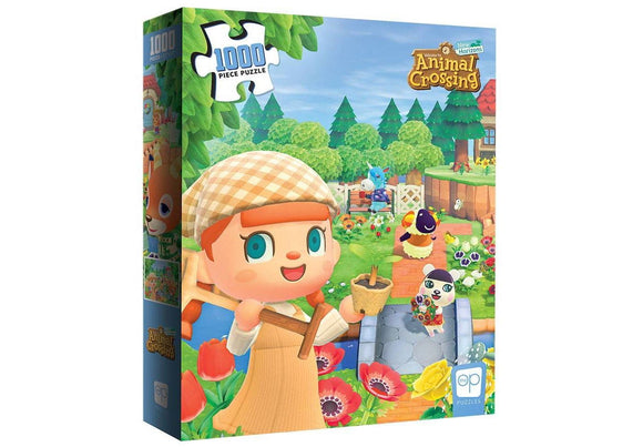 Animal Crossing 'New Horizons' 1000 pc Puzzle