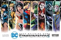 DC Comics DBG: Confrontations