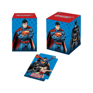 ULTRA PRO: Deckbox PRO 100+ -Justice League