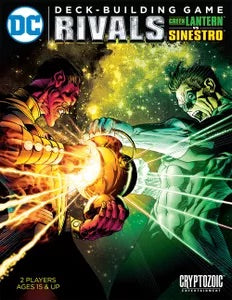 DC Comics DBG: Rivals - Green Lantern vs. Sinestro