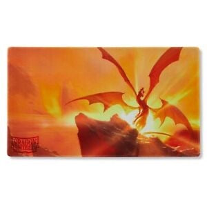 Dragon Shield Playmat: Yellow 'Elicaphaz'