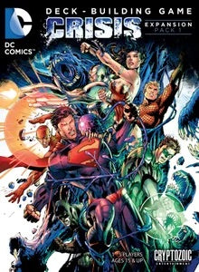 DC Comics DBG: Crisis Expansion 1
