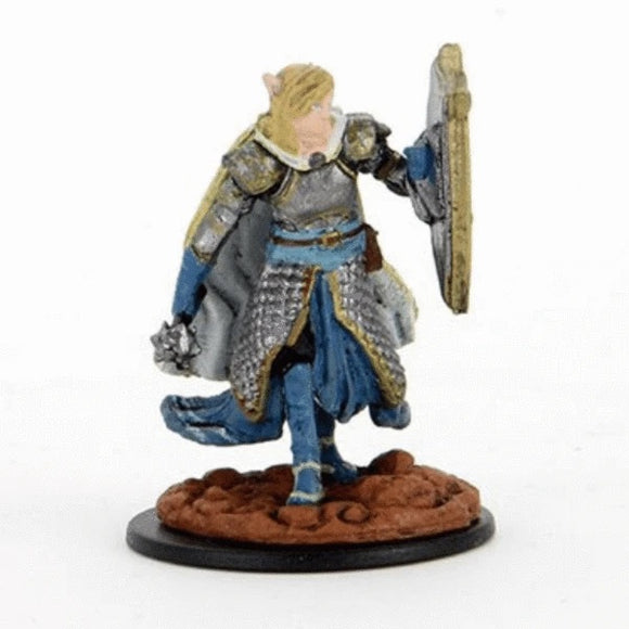 D&D Icons of the Realms: Premium Elf Male Cleric