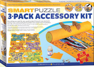 Eurographics Smart Puzzle 3 - Pack Accessory Kit