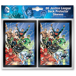 Card Sleeves: DC Comics- Justice League