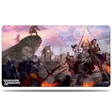 Playmat: Dungeons and Dragons: Cover Series Playmat - Sword Coast Adventure Guide