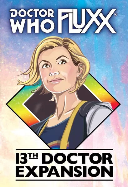 Dr Who Fluxx - 13th Doctor Expansion