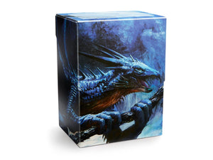 Dragon Shield: Deck Shell- Matte Sapphire 'Royenna' , Limited Edition