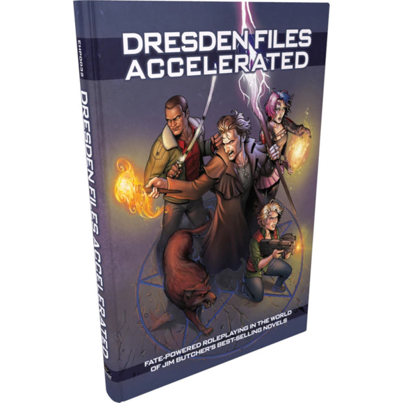 The Dresden Files Accelerated