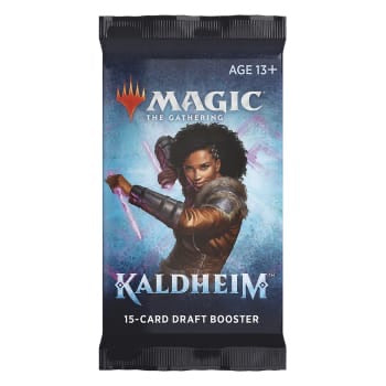 Magic: The Gathering - Kaldheim Draft Booster Pack