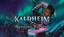 Magic: The Gathering - Kaldheim Release Party Registration