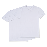 Neat™ Undershirt 4-Pack (Crew/V-Neck)