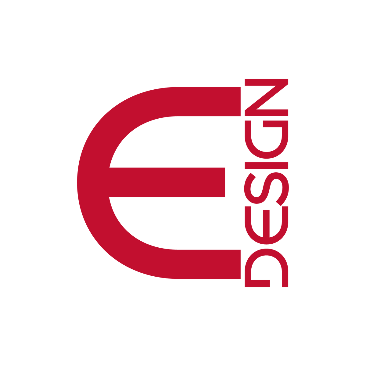 Edge Design Simplified Logo