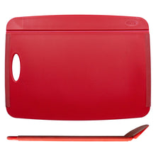 Load image into Gallery viewer, Edge Design's Red Foldable Cutting Board