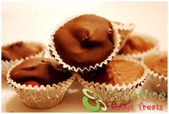 Chocolate Almond Cups Delivered