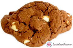 Chocolate Cookies With White Chocolate Chips and Macadamia Nuts Delivered