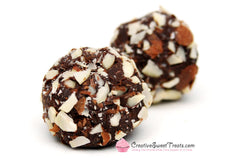 Almond Covered Truffles Delivered