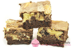 Cheesecake Brownies Delivered