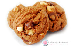 Chocolate Cookies With White & Milk Chocolate Chips with Macadamia Nuts Delivered