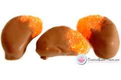 Chocolate Covered Orange Candy Delivered