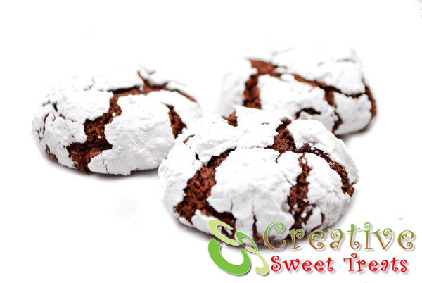 Chocolate Crinkle Cookies Delivered