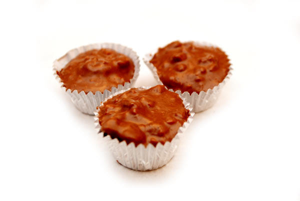 Chocolate Pecan Cups Delivered