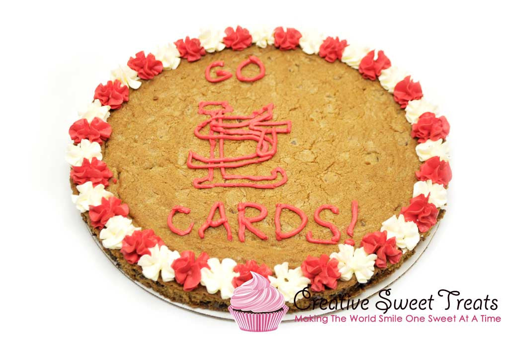Cookie Cake Delivered Nationwide Creative Sweet Treats