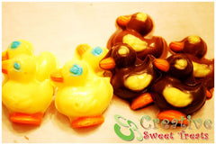 Mini Chocolate Ducks Delivered