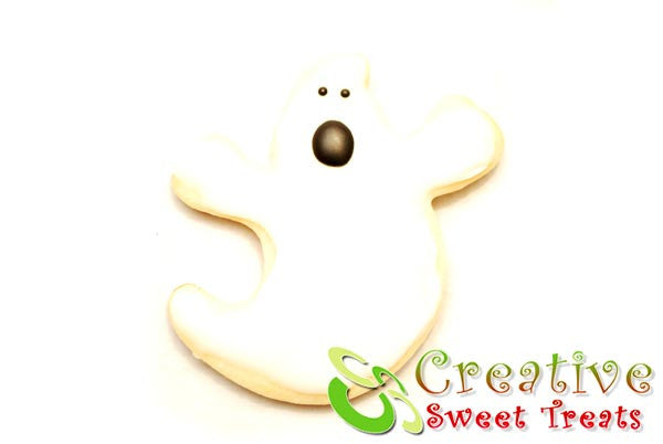 Ghost Sugar Cookies Delivered
