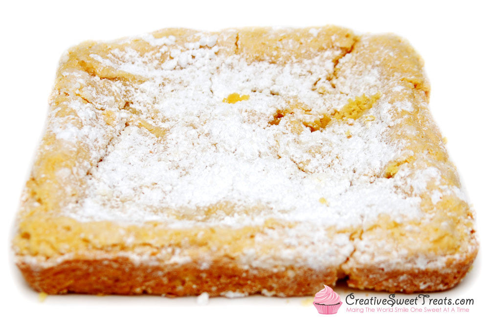 Gooey Butter Cake Delivered Creative Sweet Treats