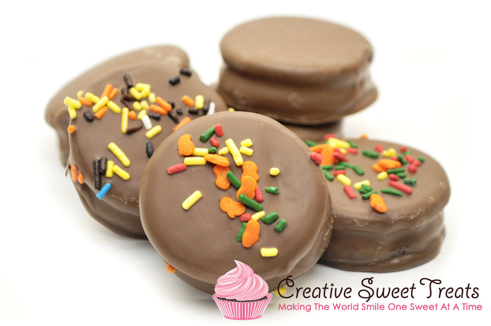 Halloween Chocolate Covered Oreos Delivered