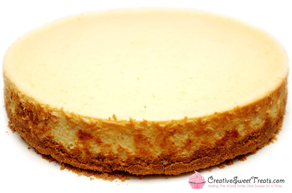 Lemon New York Cheesecake