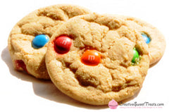 M&M Cookies Delivered