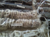 Mini White Chocolate Dipped Pretzels Delivered