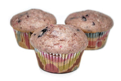 Mixed Berry Muffins Delivered